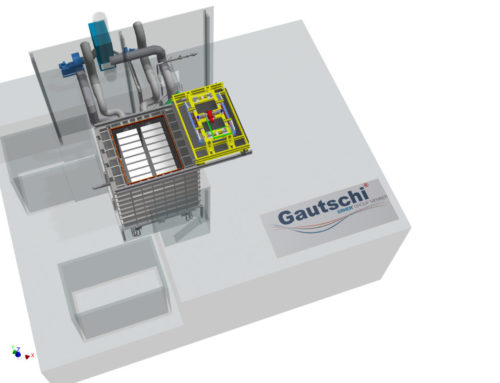 New Pit Type Furnace awarded to Gautschi